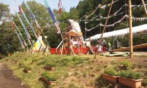 〈フジロック・フェスティバル 2014〉KIDS LAND