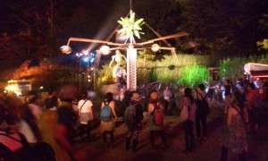 〈フジロック・フェスティバル 2014〉THE PALACE OF WONDER