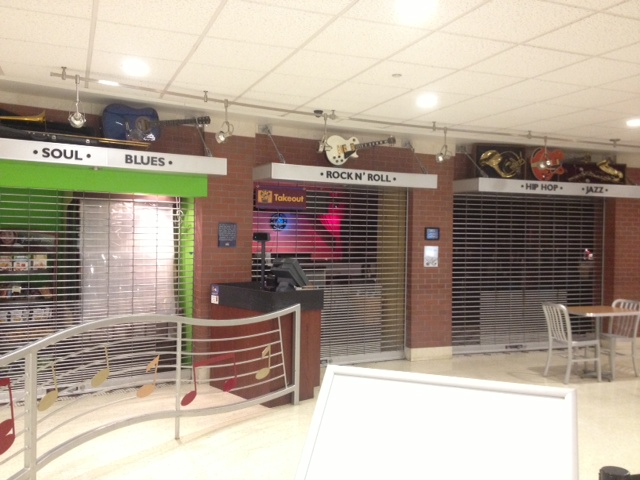 メンフィス国際空港のスターバックス