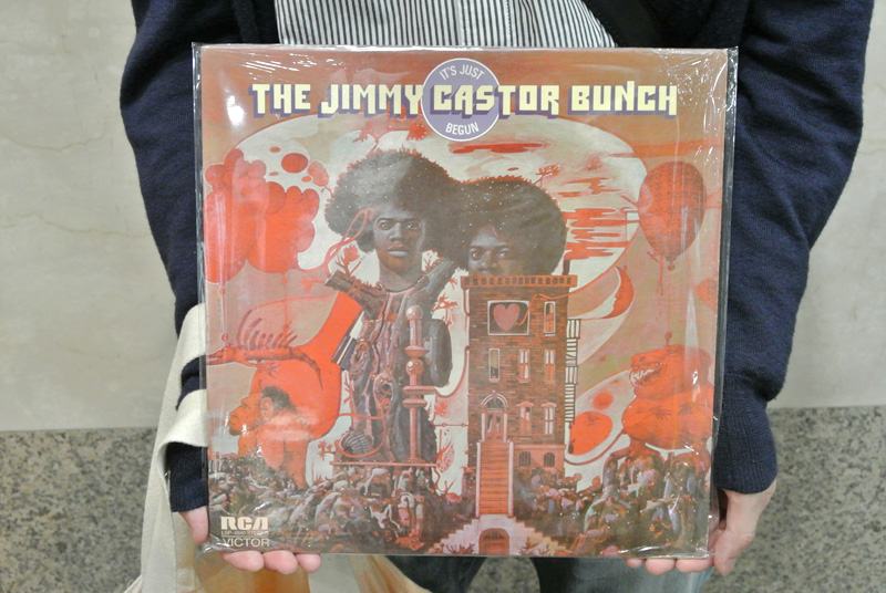 Jimmy Castor Bunch『It's Just Begun』