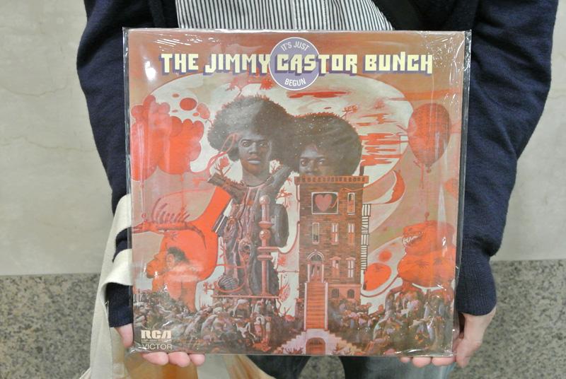 Jimmy Castor Bunch『It's Just Begun』