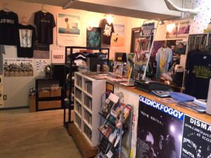香川県高松市のレコードショップ兼ライヴハウスTOONICE