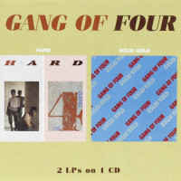 Gang of Four『Hard/Solid Gold』