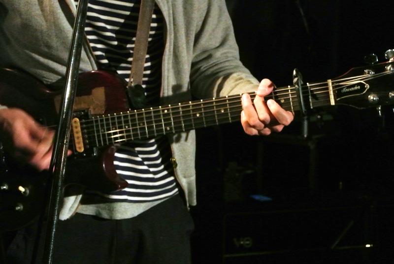 BEDジューシー山本のギター