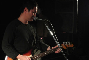 BEDの山口将司(Vocal, Guitar)