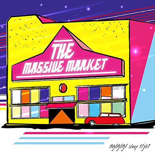 Migimimi sleep tight『The Massive Market』