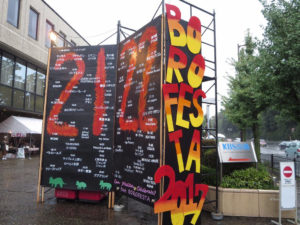ボロフェスタ2017 KBSホール京都